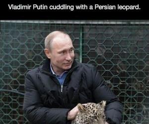Dzień z życia Putina