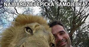 Najbardziej epicka samojebka