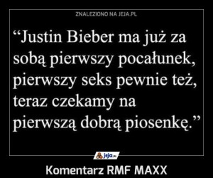 Komentarz RMF MAXX