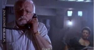 Panie Hammond, telefony działają