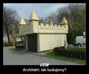 Architekt: Jak budujemy?