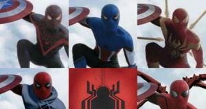 Twój ulubiony Spider-Man to...