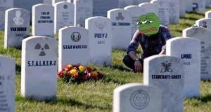 Lubię czasem odwiedzić cmentarz