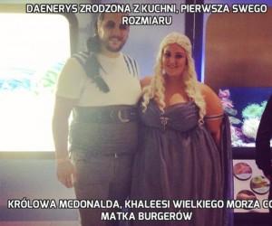 Daenerys zrodzona z kuchni, Pierwsza swego rozmiaru