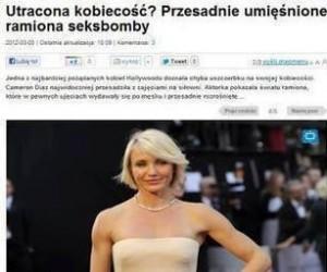 """""""Kobiecość"""" według mediów"""