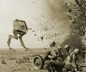 """Gdyby """"Gwiezdne Wojny"""" były prawdziwe..."""
