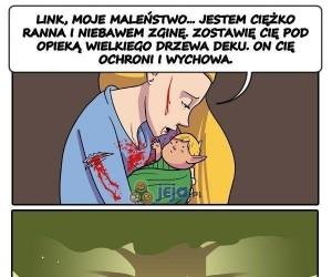 Dzieciństwo Linka