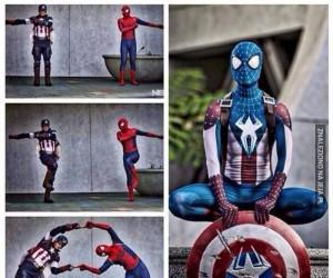 Kapitan Spider?