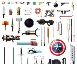 Wybierz swoją broń!