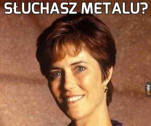 Metal = zło