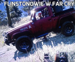 Flinstonowie w Far Cry 4