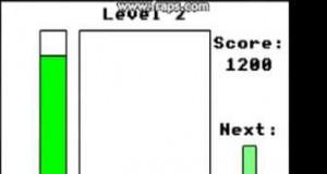 Tetris ze szczyptą fizyki