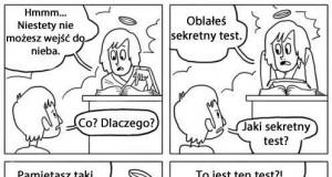 Sekretny test