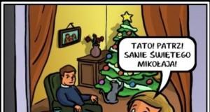 Sanie św. Mikołaja