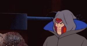 Wiem, że to ty Magneto! Chwila!