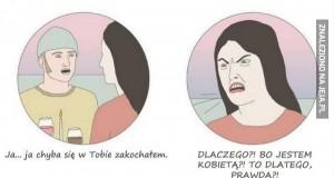 Tak wygląda rozmowa z feminazistką