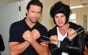 Wolverine ze swoją podróbką