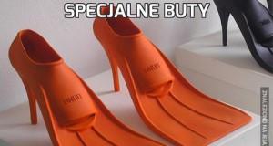 Specjalne buty