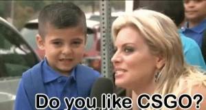 Lubisz grać w CS:GO?