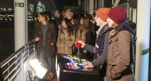 Największy na świecie Pacman (Londyn)