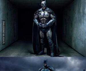 Kozacki cosplay Batmana