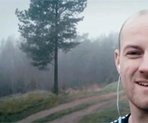 Zdjęcie z joggingu