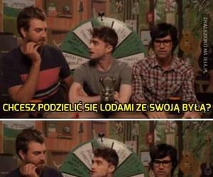 Harry Potter i pyszne lody