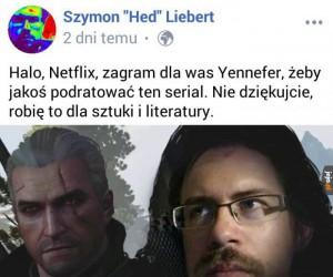 Geralt, na jakiego zasługujemy