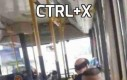 CTRL+X