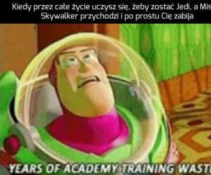 I po co się było tyle uczyć?
