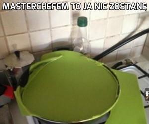 Nieudane gotowanie