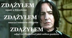 Biedny Snape