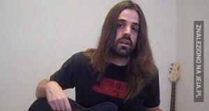 Najtrudniejsza rzecz do zrobienia na gitarze to kasa