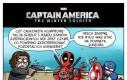 Gdyby Deadpool wystąpił w innych filmach Marvela