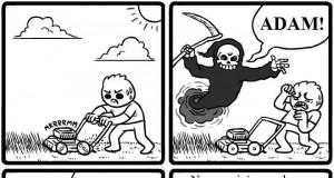 Nie taka śmierć straszna jak ją malują
