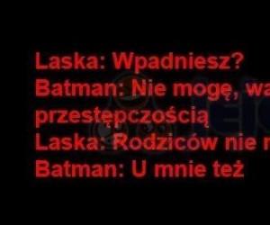 Batman i wolna chata