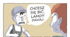 """""""Nowoczesna"""" historyjka..."""