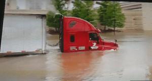 Podwodna ciężarówka