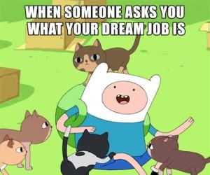 Praca marzeń