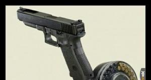 Pistolety z amerykańskich filmów