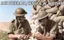 Jak obierają cebulę w wojsku