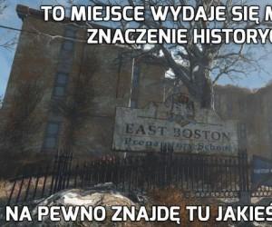 Instynkt fanów Fallouta