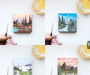 Miniaturowe obrazy