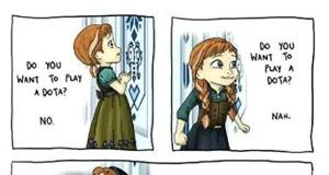 Elsa, zagramy?