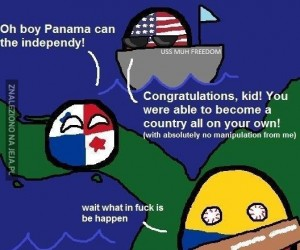 Happy Independence Day, Panama!