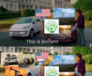 Energia odnawialna? Pfff!