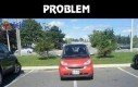 Problem z parkującymi na 2 miejscach