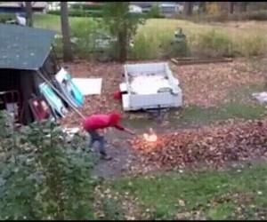 Jak pozbyć się sterty jesiennych liści
