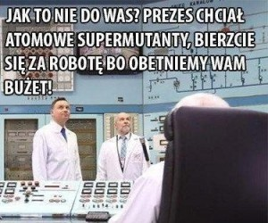 Atomowe supermutanty
