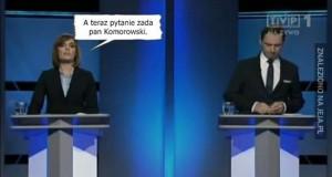 Debata prezydencka 2015